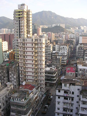 Sham Shui Po District - Buildings in Sham Shui Po