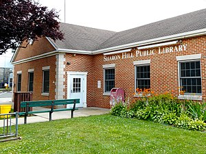 Sharon Hill, Pennsylvania - Sharon Hill Public Library