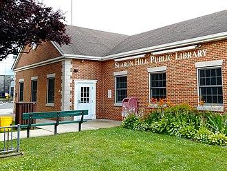 Sharon Hill, Pennsylvania - Sharon Hill Public Library