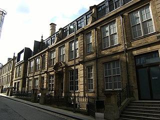 Sheffield Central Technical School