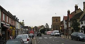 Shefford, Bedfordshire - Image: Sheffordhighstreet