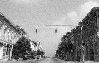 Shelbyville, Kentucky - Main Street