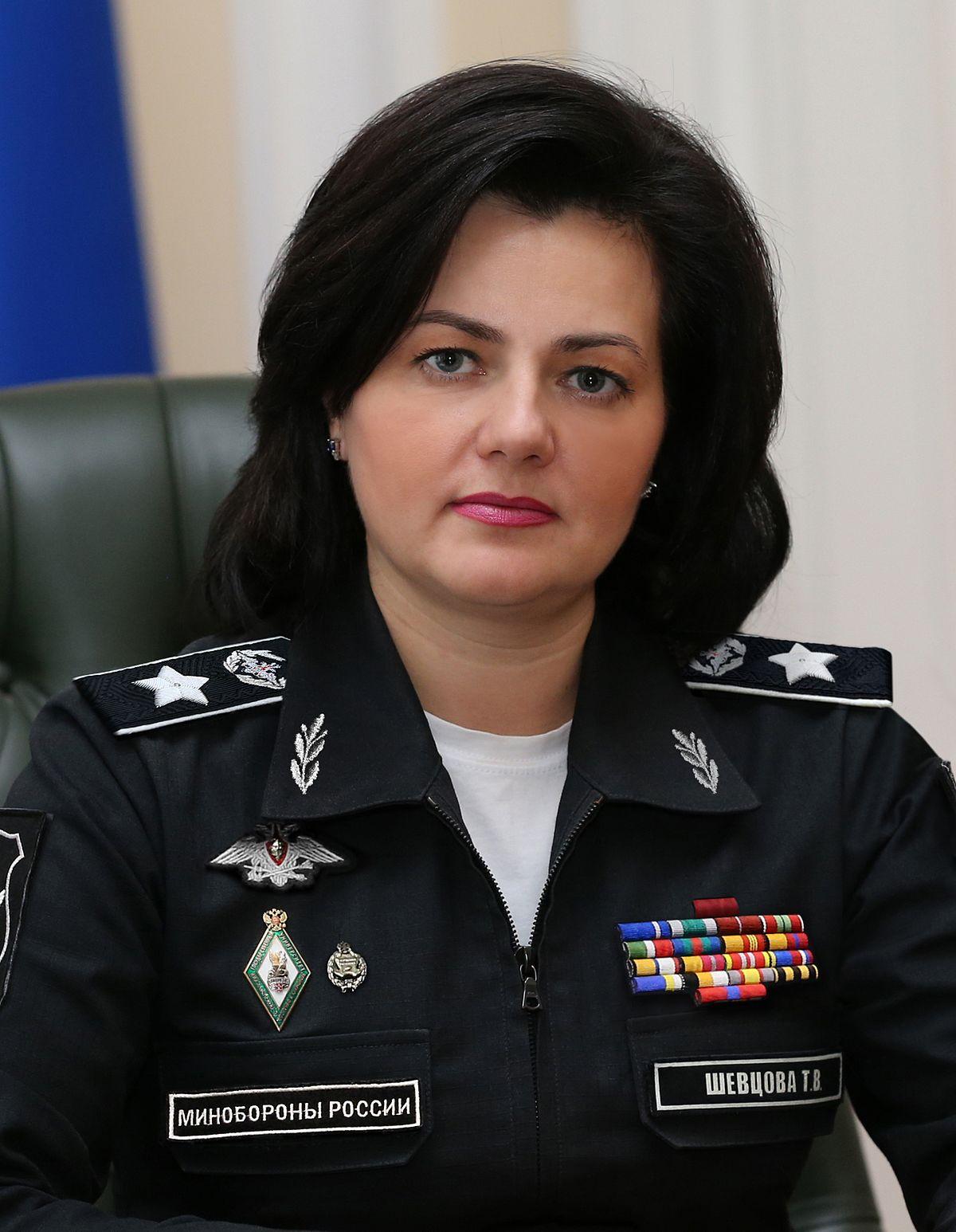 Шевцова, Татьяна Викторовна — Википедия