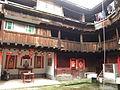 Shijia Cun - Nan'an Lou - inside - DSCF3828.JPG