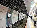 Shimo-Kitazawa Station Platform Track number 2 20180304.jpg