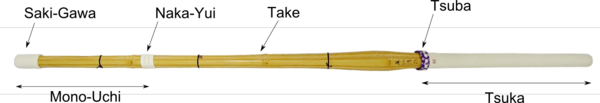 Shinai - Wikipedia, the free encyclopedia