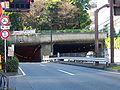Shinjuku-Gyoen Tunnel.JPG