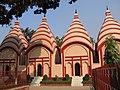 Shiva temples Dhakeshwari Mandir by Ragib Hasan.jpg