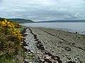Shoreline on Coulmore Bay - geograph.org.uk - 171182.jpg
