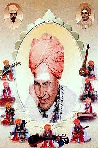 Puttaraj Gawai - Image: Shree Guru Puttaraj Gawai