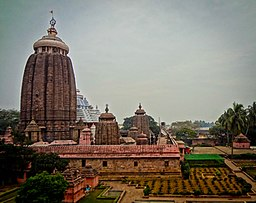 none  Jagannath-tempelet i Puri