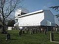 Shrunk wrapped church - geograph.org.uk - 1216756.jpg