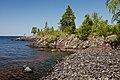 Shungite island 2010.jpg