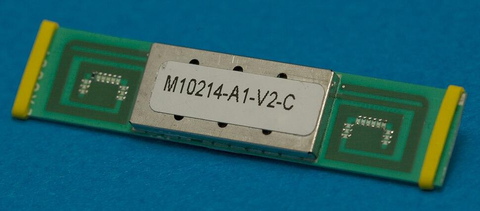 SiRF Star III основанный на GPS приёмнике с интегрированной антенной
