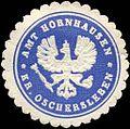 Siegelmarke Amt Hornhausen Kreis Oschersleben W0210015.jpg