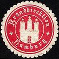 Siegelmarke Branddirektion - Hamburg W0232655.jpg