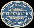 Siegelmarke Gemeinde Heuckewalde Zeitzer Kreises W0383060.jpg