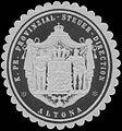 Siegelmarke K.Pr. Provinzial-Steuer-Direction Altona W0350109.jpg