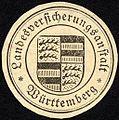 Siegelmarke Landesversicherungsanstalt - Württemberg W0227937.jpg