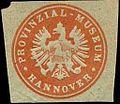 Siegelmarke Provinzial - Museum - Hannover W0246548.jpg