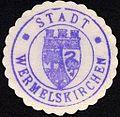 Siegelmarke Stadt Wermelskirchen W0229300.jpg