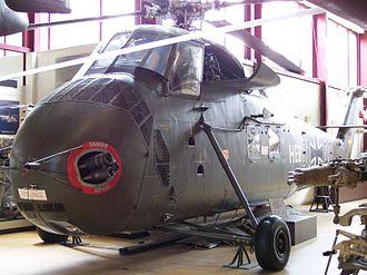 Medium Transport Helicopter Regiment 25 - German Sikorsky H-34