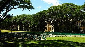 Negros Island Region - Silliman University in Dumaguete