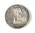 Silvermedalj, 1819 - Skoklosters slott - 109546.tif