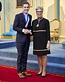 Simon J. Costa appointed Senior Officer (AO) of the Order of Australia by the Governor of Victoria, the Honourable Linda Dessau AC..jpg