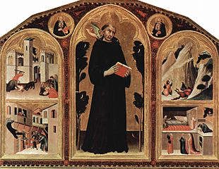 Triptyque de Sant'Agostino