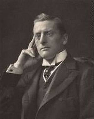 Austen Chamberlain - Sir Austen Chamberlain, 1908-12, by Henry Walter Barnett