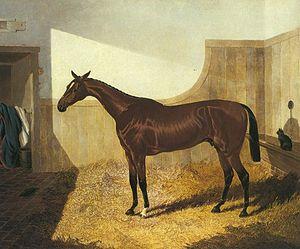 Sir Tatton Sykes - Sir Tatton Sykes, painting by John Frederick Herring, Jr.