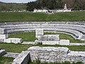 Sito archelogico sannita di Pietrabondante (IS) - panoramio.jpg