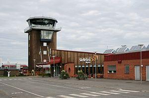 Skellefteå Airport - Image: Skelleftea airport