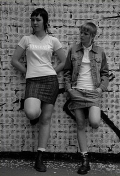 Remarkable Skinhead Wikipedia Short Hairstyles Gunalazisus