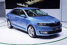 Skoda - Rapid - Mondial de l'Automobile de Paris 2012 - 001.jpg