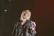 Sky Ferreira the Pageant 2013.jpg