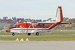 Skytraders (VH-VHB) CASA C-212-400 Aviocar at Wagga Wagga Airport1.jpg