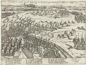 Battle of Rijmenam (1578) - Image: Slag bij Rijmenam, 1578