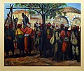 Slaughter of the Greeks in the Thessalonica Kapani Market 1821.jpg