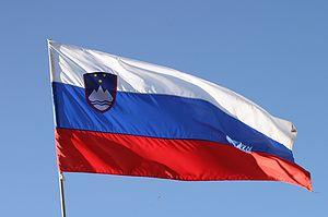 斯洛文尼亚国旗