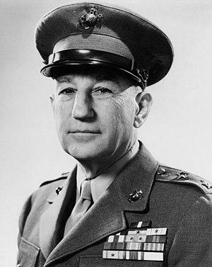 Julian C. Smith - Julian C. Smith, USMC