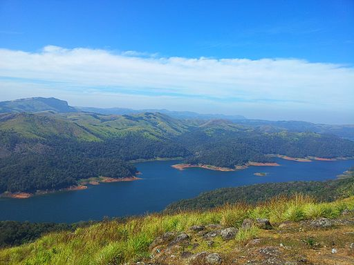 Snap from Calvary Mount in Idukki 111638