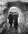 Snow tunnel to Breckenridge CO , 1898.jpg