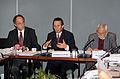 Sociedad civil participa en primera sesión ampliada de Mesa Intersectorial para la Gestión Migratoria (15104574737).jpg