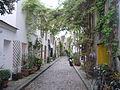 Soir de printemps rue des Thermopyles 1 - P1380603.JPG