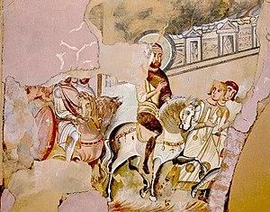 Soluny freska