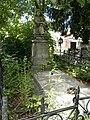 Solyomy gravestone, Belvárosi Cemetery in Esztergom, Hungary.jpg