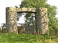 Sorrelsykes Gate Folly - geograph.org.uk - 1525680.jpg