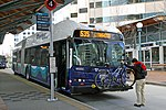 Sound Transit Express 9555C at Bellevue TC (8755138870).jpg